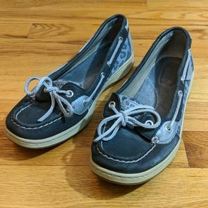 Sperry top sider womans shoes flats loafer